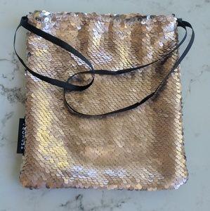 Sephora Sequin Makeup Dust Bag